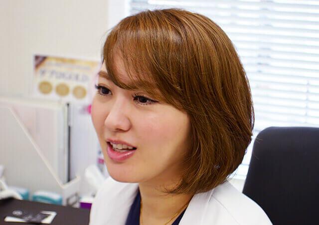 品川美容外科へインタビューした際の原田先生